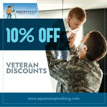 10% off - veteran discount coupon